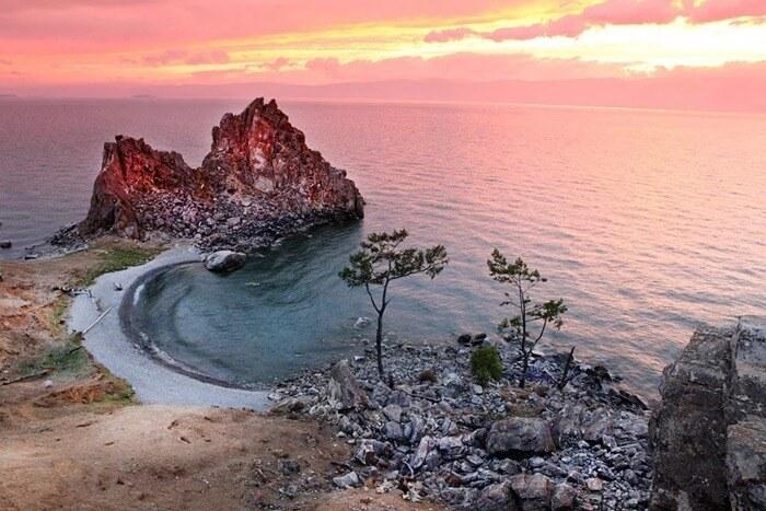 Факт: озеро Байкал самое древнее на планете