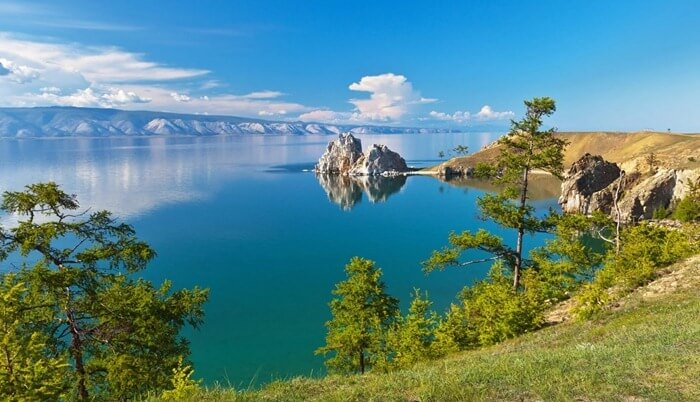 Байгал далай, фото озера