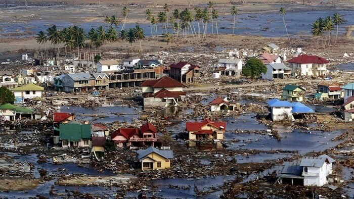 Самое крупное цунами современности, Индонезия 2018