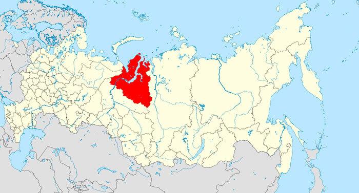 Ямало-Ненецкий автономный округ России