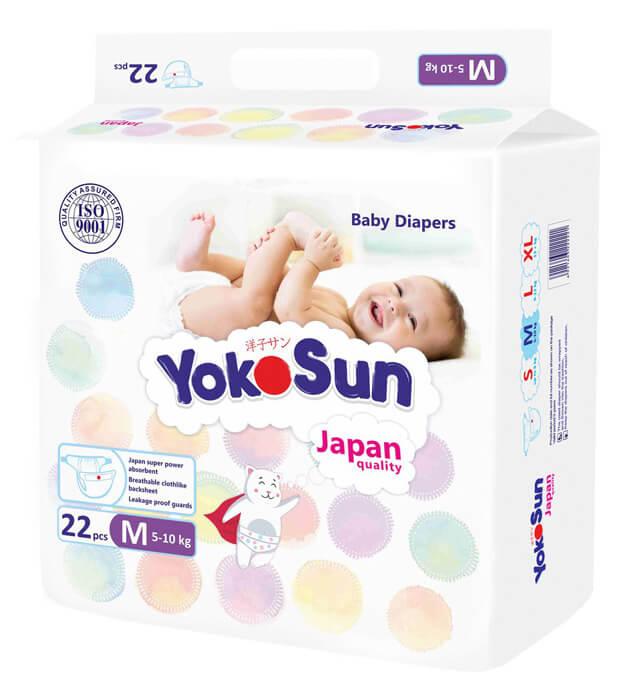 YOKOSUN Diapers