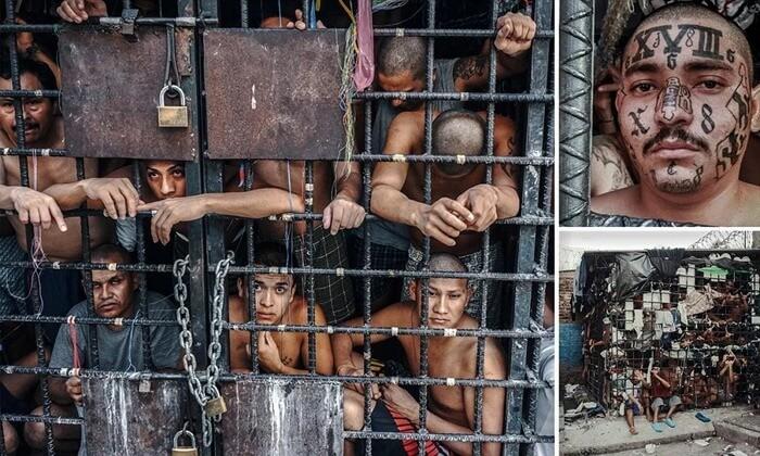 Жестокая тюрьма Бангкванг, Таиланд