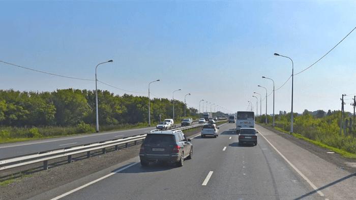 Обводное шоссе, Тольятти – 20,2 км