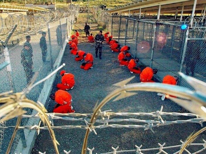 Гуантанамо, США