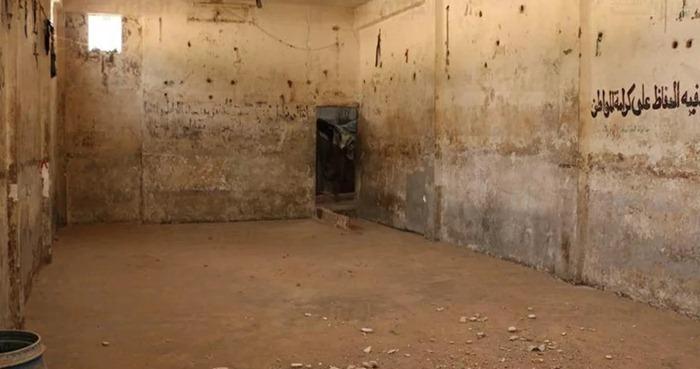Тадморская тюрьма, Сирия