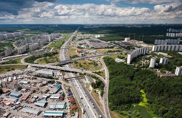 Варшавское шоссе, Москва – 22,5 км