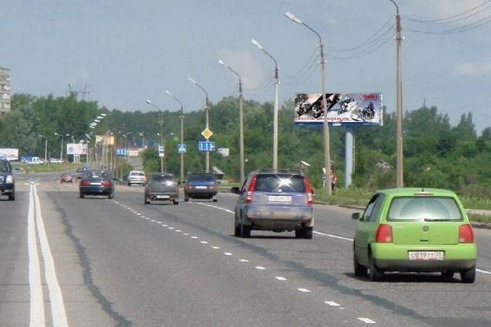 Северное шоссе, Череповец – 17,8 км
