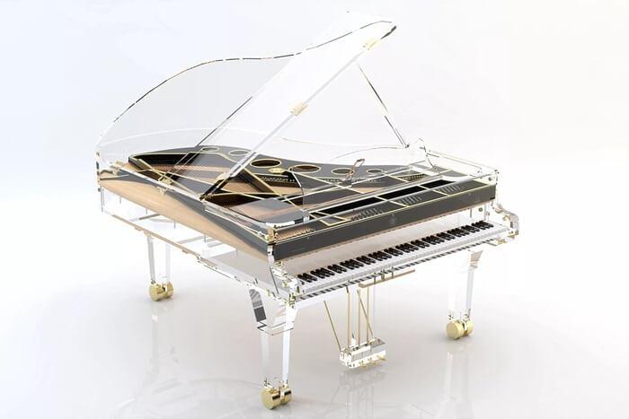 Рояль Heintzman – самый дорогой музыкальный инструмент в мире
