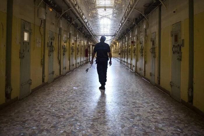 Тюрьма Санте, Франция