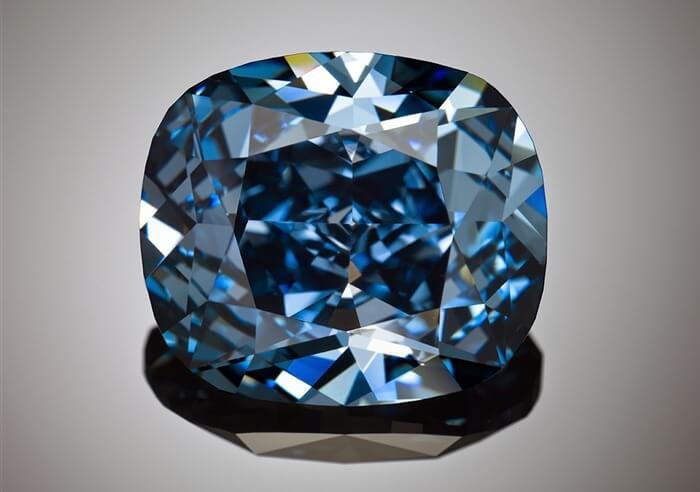 На фото Виттельсбах-Графф, самый дорогостоящий бриллиант