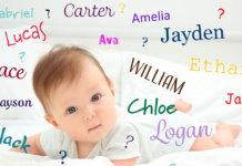 Мужские имена