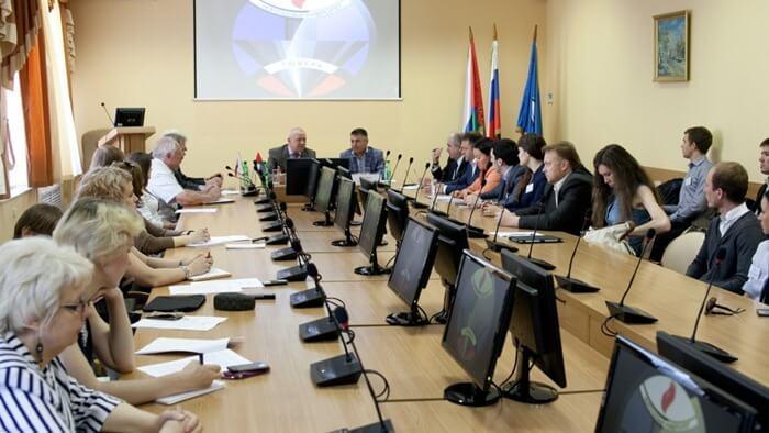 Азад Бабаев на встрече с Администрацией Тюмени