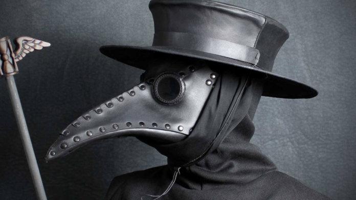Чума маска