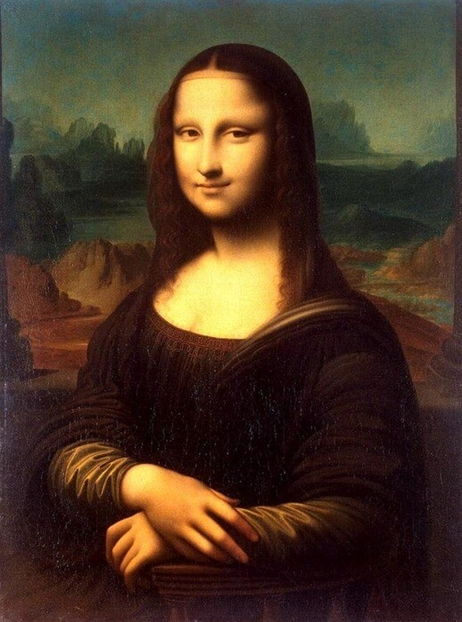 Джоконда, Леонардо да Винчи