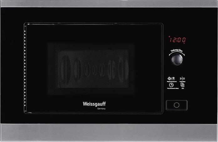 Weissgauff HMT-207 – лучшая свтраиваемая СВЧ-печь