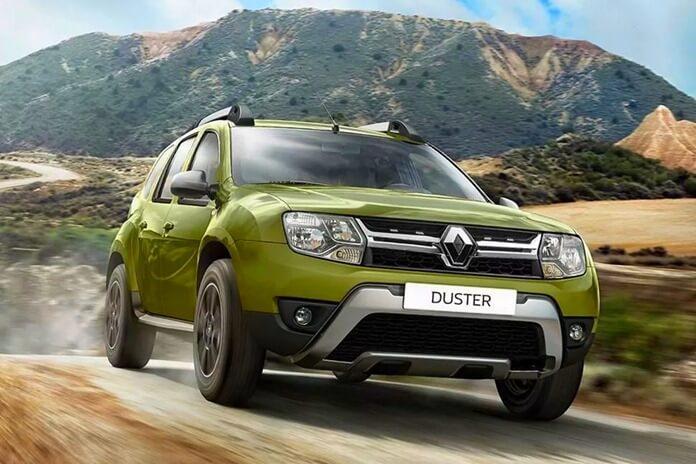 Renault Duster II рестайлинг