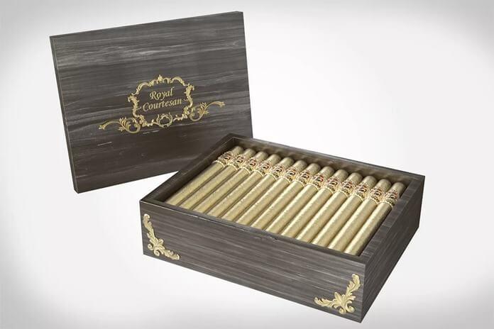 Gurkha Royal Courtesan Cigar – самые дорогие сигары в мире