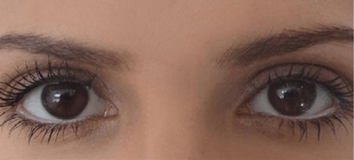 Белая подводка для глаз