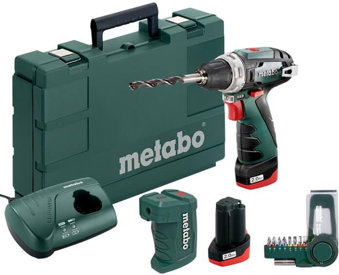Metabo PowerMaxx BS 2014 Basic 2.0Ah