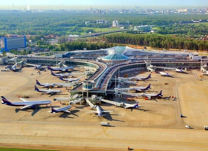 Шереметьево – самый большой аэропорт России