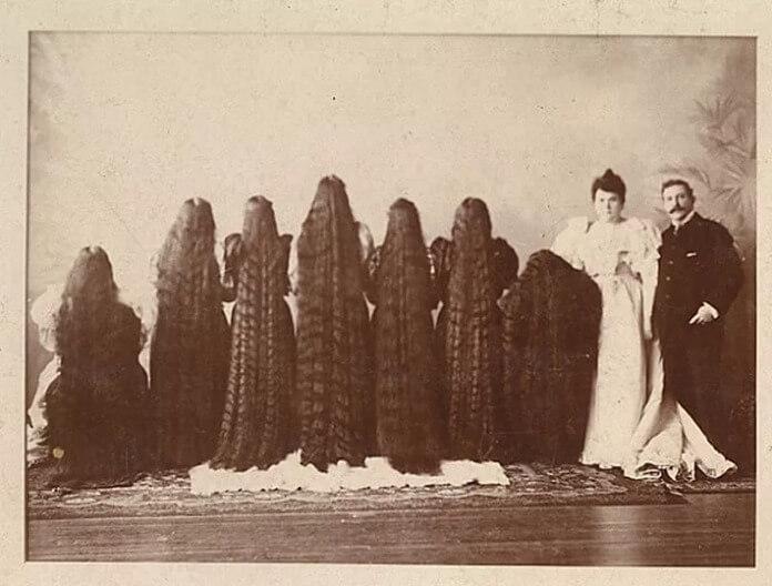 Семь сестер Сазерленд