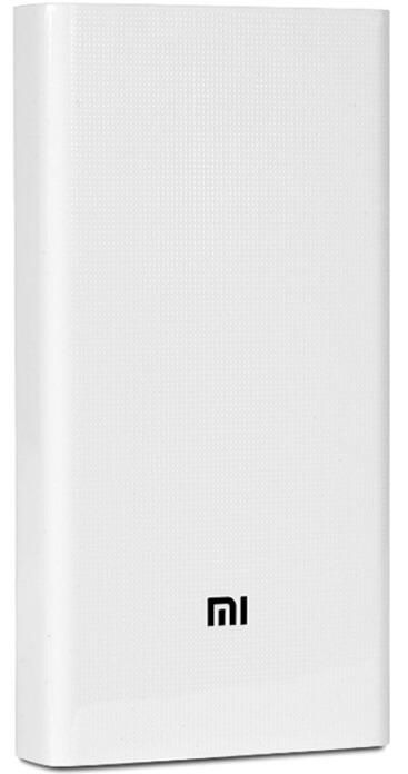 Xiaomi Mi Power Bank 2C 20000 хороший внешний аккумулятор с большой ёмкостью