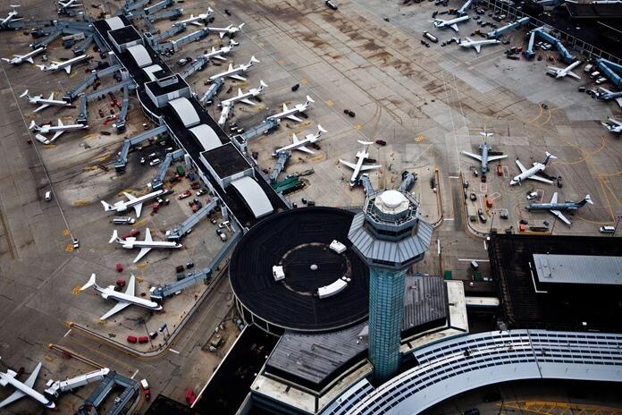 Международный аэропорт О'Хара