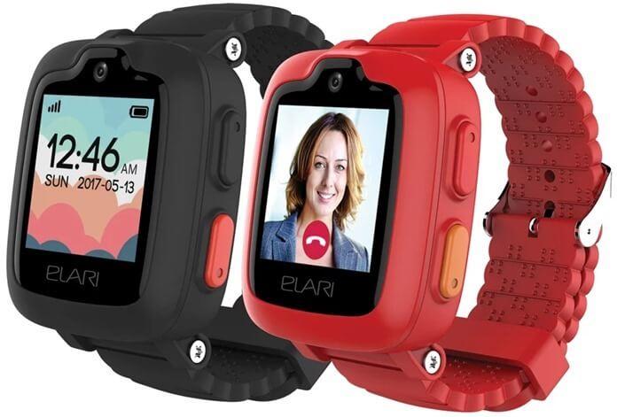 Elari KidPhone 3G – лучший GPS-трекер для школьников