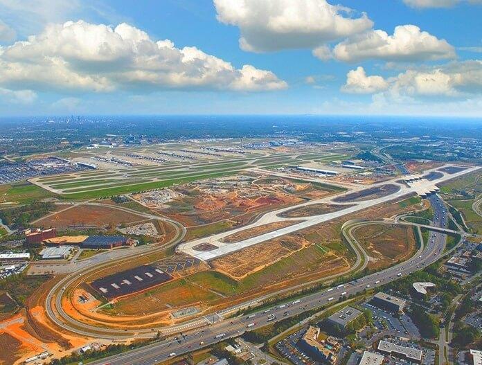 Хартсфилд-Джексон, аэропорт с самым большим пассажиропотоком