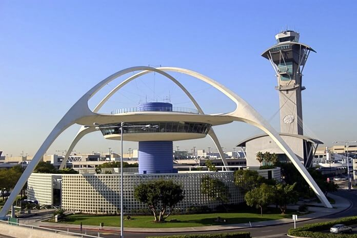 Международный аэропорт Лос-Анджелеса
