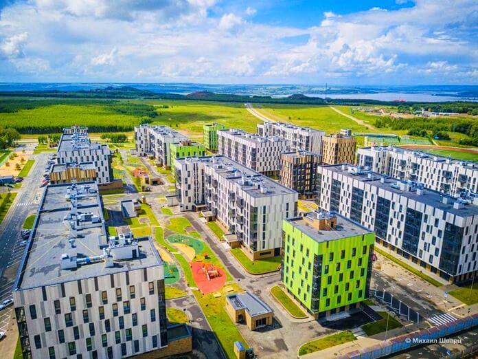 Иннополис – самый маленький город России по населению