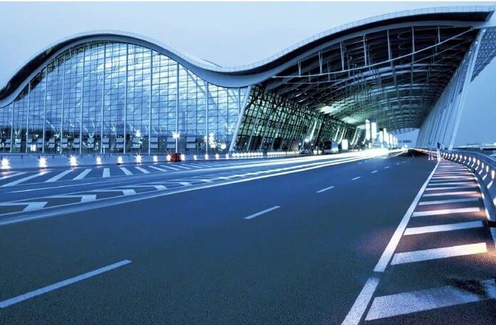 Международный аэропорт Шанхай-Пудун