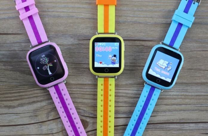 Smart Baby Watch Q100 / GW200S 4.0