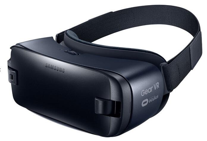 Samsung Gear VR возглавляют рейтинг очков виртуальной реальности для смартфонов