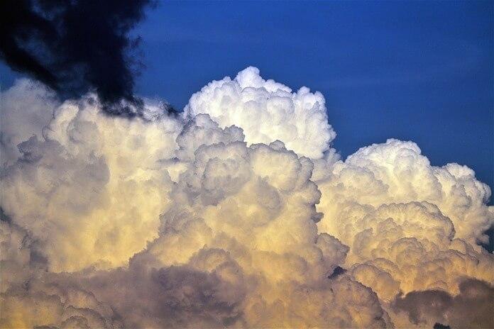 Пиро-кучевое облако