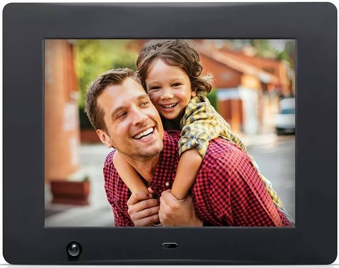 Nix Advance Photo Frame