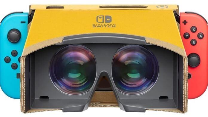 Nintendo Labo VR Kit + Starter Set