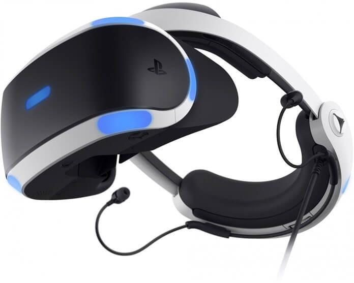 Playstation VR – лучшие очки дополненной реальности для PlayStation