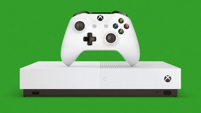 Xbox One S All-Ditigal