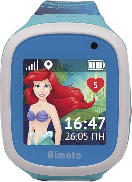 Кнопка жизни Disney Принцесса Ариэль