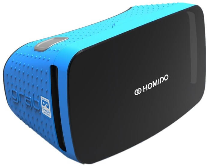 HOMIDO Grab – лучшие недорогие VR очки для смартфонов