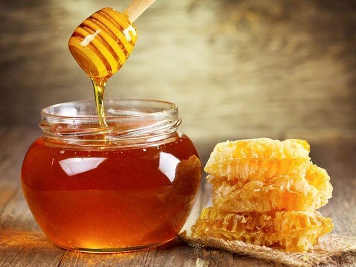 Сахарный сироп под видом мёда