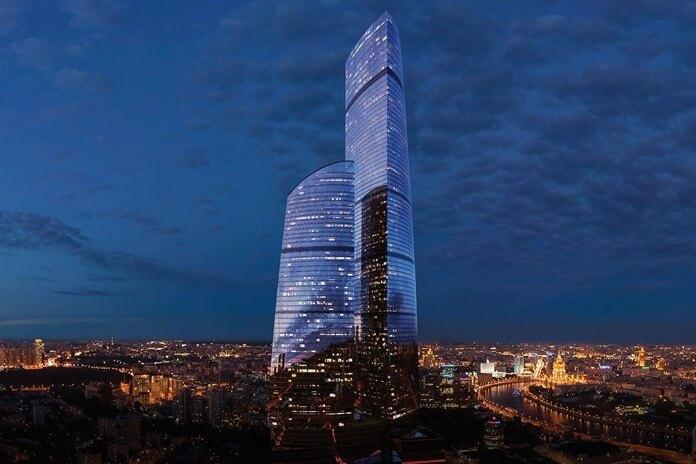 «Башня «Федерация». Восток»
