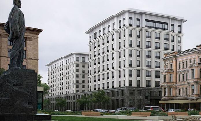 Fairmont & Vesper Residences