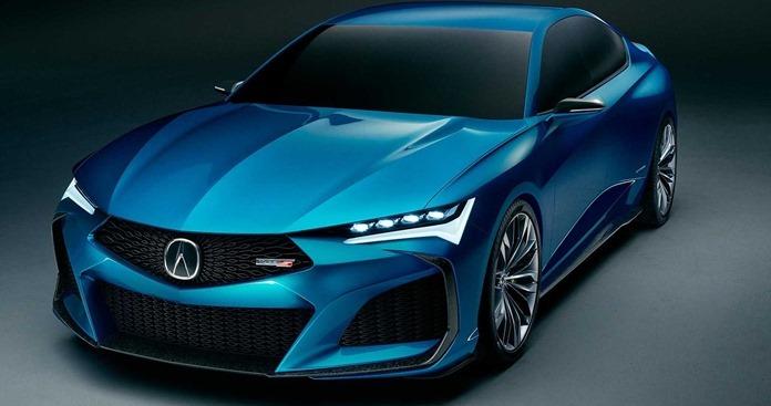 2020 Acura Type S Concept