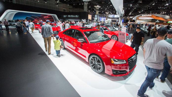 LA Auto Show 2019