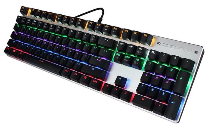 Metoo edition игровая механическая клавиатура