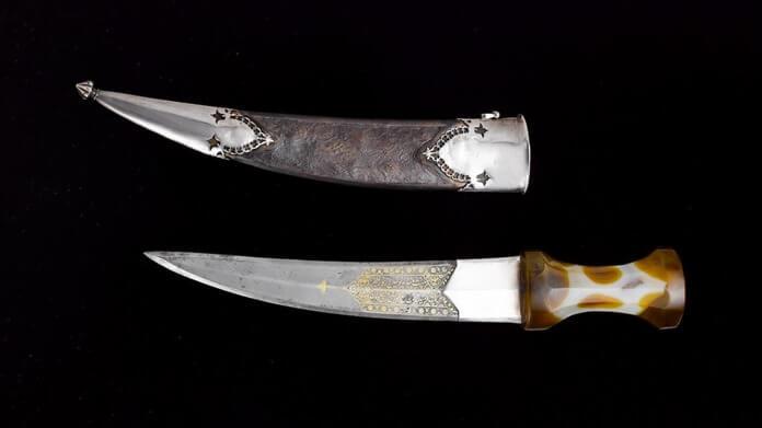 Shah Jahan's Personal Dagger