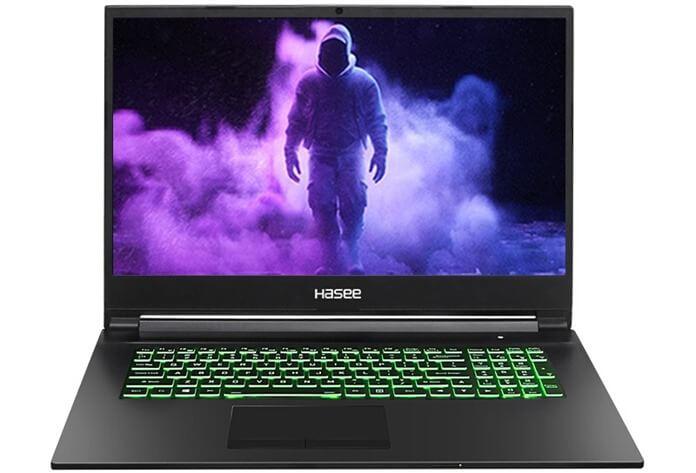 Игровой ноутбук Hasee G8-CT7NA
