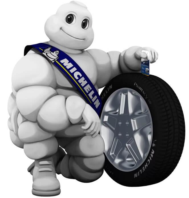 Michelin – лучший бренд автомобильных шин